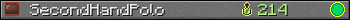 SecondHandPolo userbar 350x20