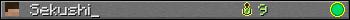 Юзербар 350x20 для гравця Sekushi_