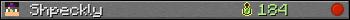 Shpeckly userbar 350x20
