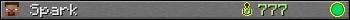 Юзербар 350x20 для Spark