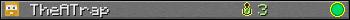 Юзербар 350x20 для TheATrap
