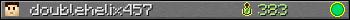 doublehelix457 userbar 350x20