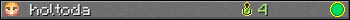 holtoda userbar 350x20