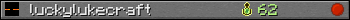 luckylukecraft userbar 350x20