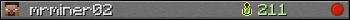 mrminer02 userbar 350x20