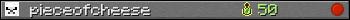 pieceofcheese userbar 350x20