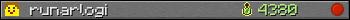 runarlogi userbar 350x20