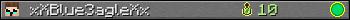 Benutzerleisten 350x20 für xXBlue3agleXx