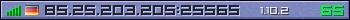 Юзербар фиолетовый 350x20 для сервера 85.25.203.205:25565