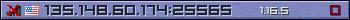 Юзербар фиолетовый 350x20 для сервера 149.202.86.226:25565